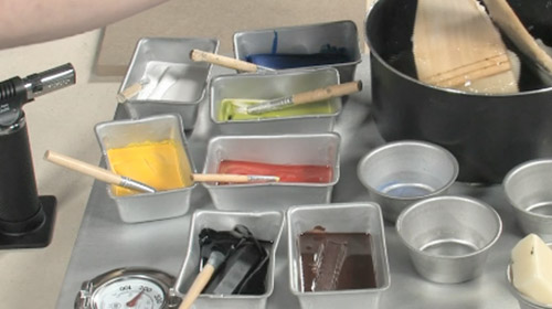 Painting With Encaustics