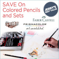 Drawing and Colored Pencil Sets
