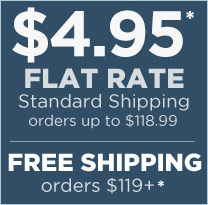 Flat Rate Shipping- Free Shipping on Art Supplies