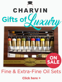 Luxury Artist Oil Paint Sets - Charvin