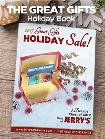 Jerry's Great Gifts Catalog Flip Book