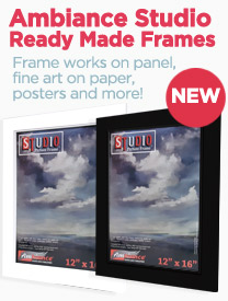 Ready Made Studio Artist Frames
