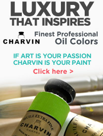 Charvin Professional Paint Sets and Gifts
