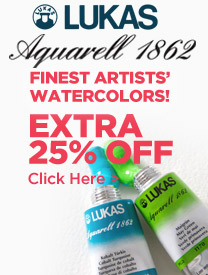 Professional Watercolor Paints - Extra 25% off