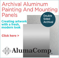 Aluminum Painting Panels
