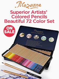 Cezanne Colored Pencil Sets