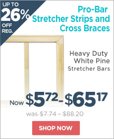 Pro-Bar Stretcher Strips
