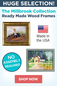 Millbrook Ready Made Frames