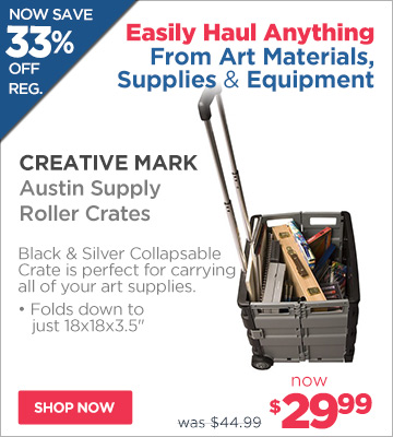 Creative Mark Austin Supply Roller Crates