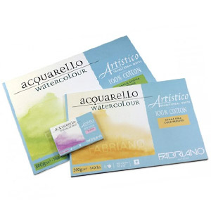 FREE $30.50 Value Artistico Traditional White Cold Pressed 5 X 7 (25 Sheets)*