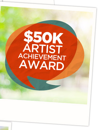 50K Artist Achievement Award