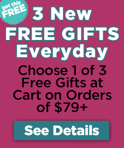 new free gifts everyday