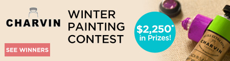 Charvin Painting Contest - See Winners