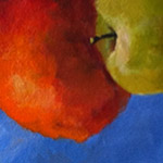 'Apples and Oranges' by Mary Hertler Tallman