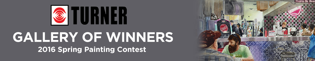 2016 Turner Spring Painting Contest