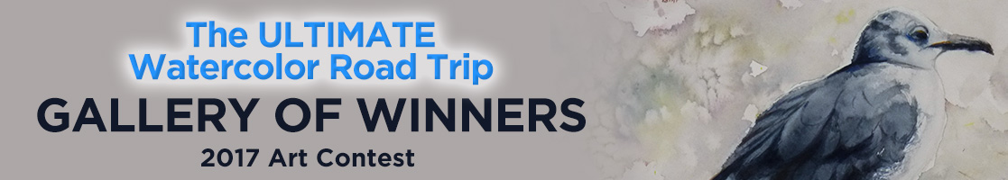 2017 Watercolor Road Trip Contest Gallery of Winners