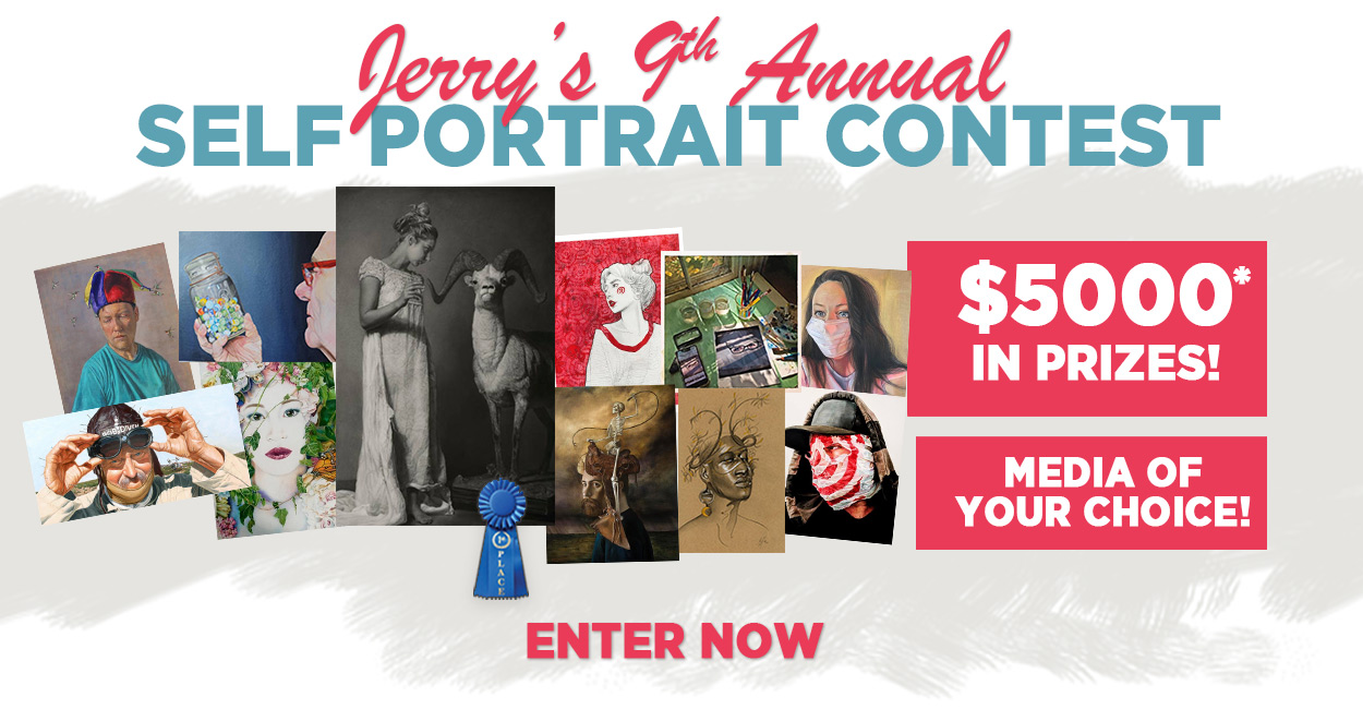 9th Annual Self Portrait Contest