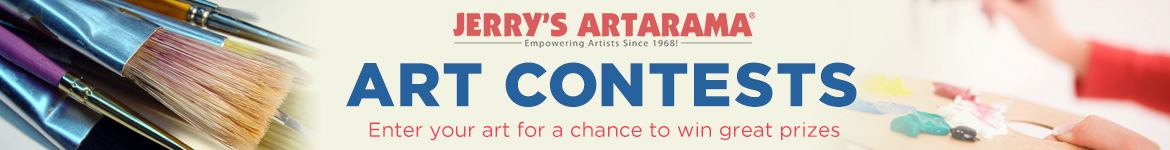 Jerry's Artarama Online Painting Art Contests