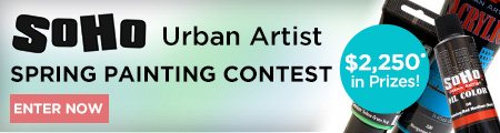 SoHo Painting Contest