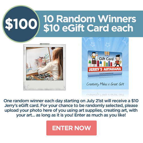 Friends of Jerry's Gift Card Giveaway