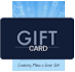 gift cards an egift cards for artists