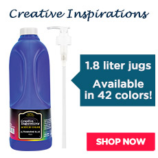 Creative Inspirations Jugs