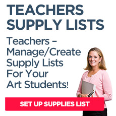 Teacher Supply List