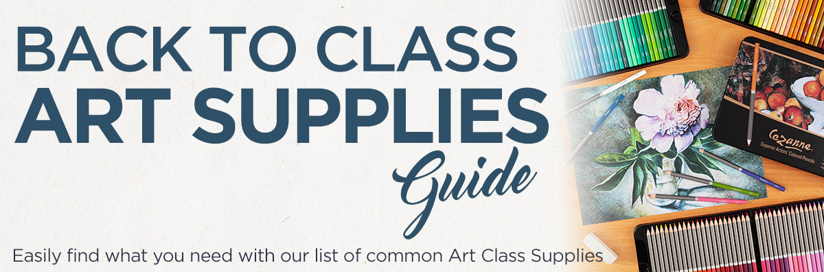 Back to School Essentials! Use this handy list to easily find what you need for back to school!
