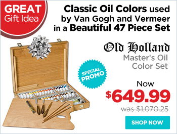 Old Holland Classic Oil Color Set
