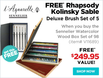Sennelier Laquarelle French Artists Watercolor Sets