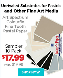 Art Spectrum Colourfix Fine Tooth Pastel Paper