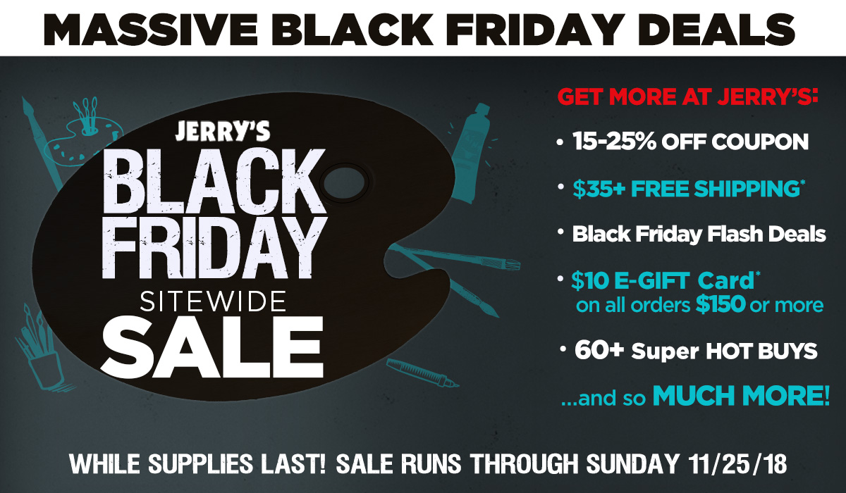 Black Friday Sitewide Sale - $10 eGift Card plus Coupons and Free Shipping