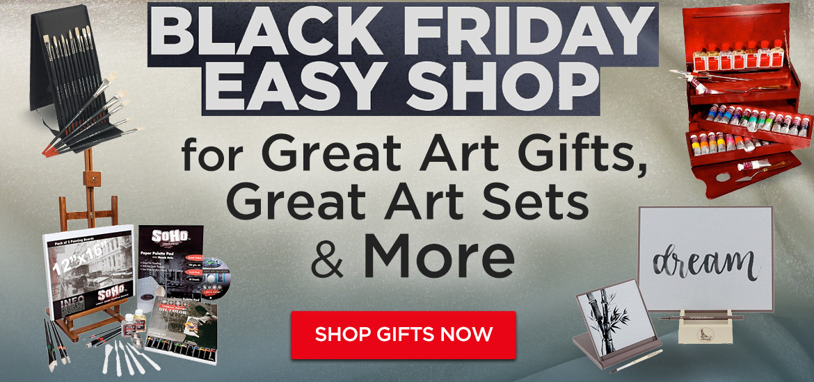 Easy Shop Art Gifts and Art Sets