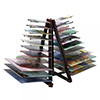 Rue Panel Ladder & Storage Rack