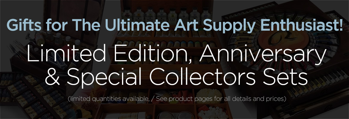 SPECIAL Limited Editions, Anniversary & Collector Sets