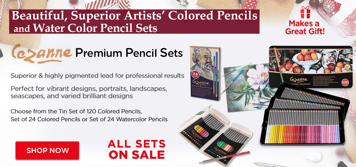 Cezanne Pencil Sets