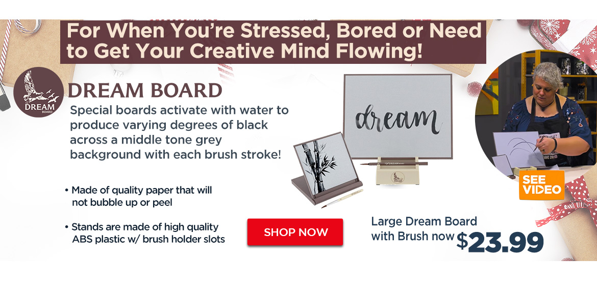 Dream Boards - Express Yourself