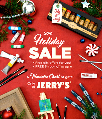 Request a Jerry's Artarama Sale Flyer