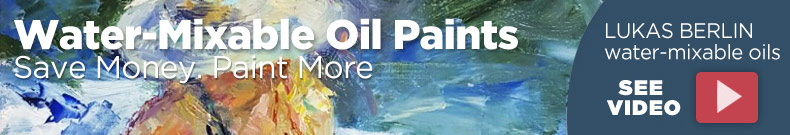 Shop and Save on Discount Artist Water-Mixable Oil Paints