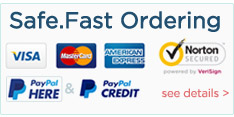 Payment Options - Pay Pal-Safe Ordering