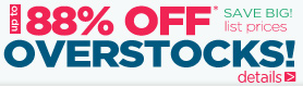 End of year Overstocks Sale on Art Supplies