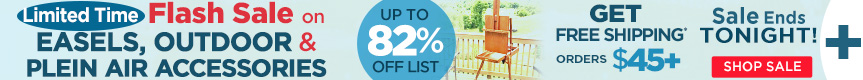 Super Sale Outdoor Easels, Frames & More + Hot Buys - Limited Time Offer