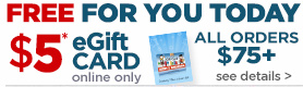 Free eGift Card