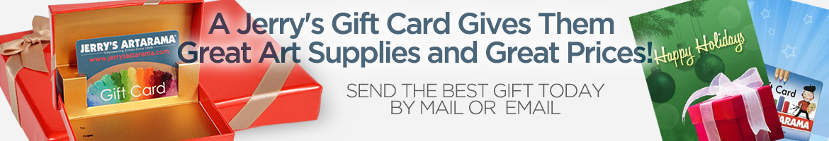 send artists egift cards, gift cards for artists