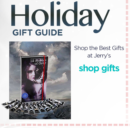 Artist Shopping Gift Guide
