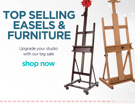 Top Selling Easels and Furniture