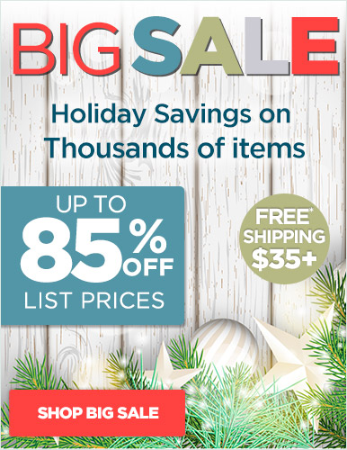 Big 2017 Holiday Sale