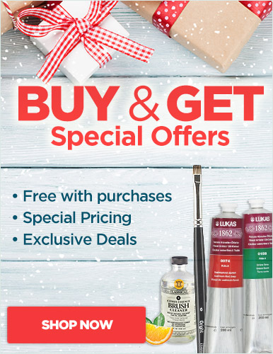 Buy and Get Special Offers