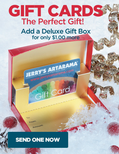 Send a Gift Card in a New Gift Box