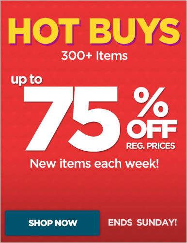 Weekly Hot Buys